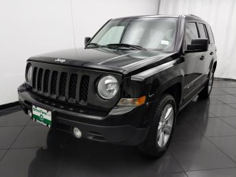 2016 Jeep Patriot Latitude - 1030190667