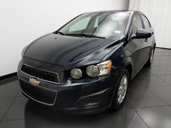 2015 Chevrolet Sonic LT - 1030190743