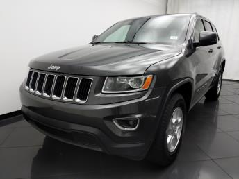 2016 Jeep Grand Cherokee Laredo - 1030190763