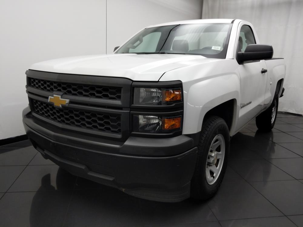 2014 chevrolet silverado 1500 regular cab work truck 6 5 ft for sale in atlanta 1030190801. Black Bedroom Furniture Sets. Home Design Ideas