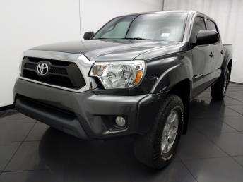 2015 Toyota Tacoma Double Cab PreRunner 5 ft - 1030190809