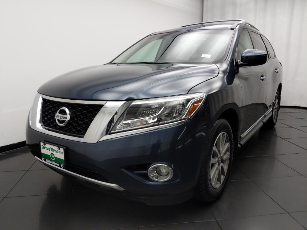 2015 Nissan Pathfinder SL - 1030190873