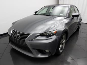 Used 2014 Lexus IS