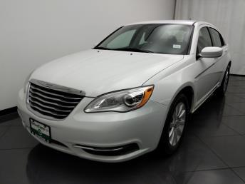2013 Chrysler 200 Touring - 1030190961