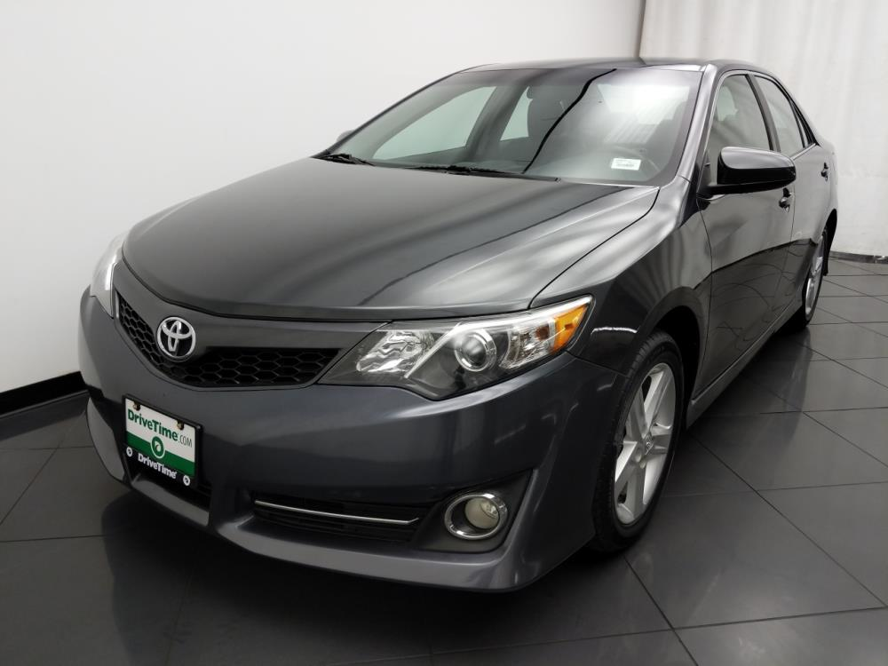 2014 Toyota Camry LE - 1030191127