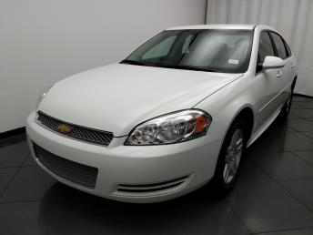 2016 Chevrolet Impala Limited LT - 1030191128