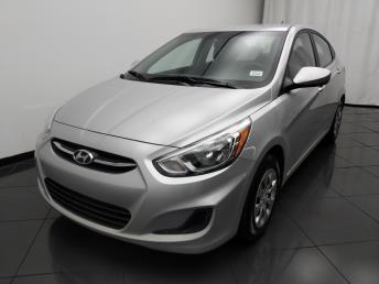 2016 Hyundai Accent SE - 1030191146