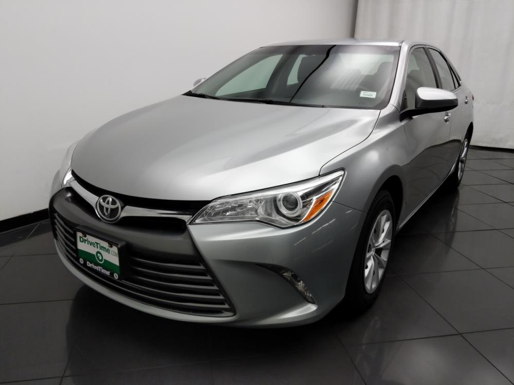 2016 Toyota Camry LE - 1030191175