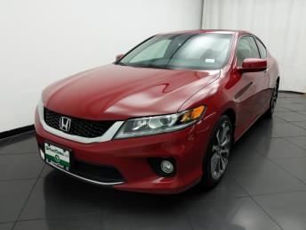 2013 Honda Accord EX-L - 1030191589