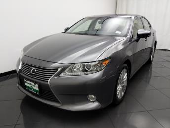 2015 Lexus ES 350  - 1030191603