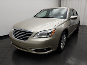 2014 Chrysler 200 LX - 1030191662