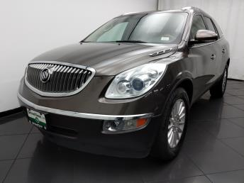 2012 Buick Enclave Leather - 1030191687