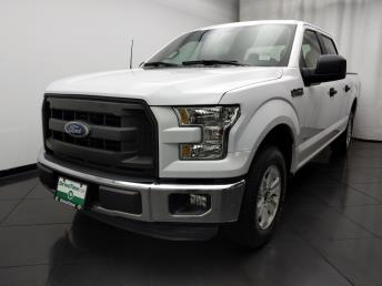 2015 Ford F-150 SuperCrew Cab XL 5.5 ft - 1030191691