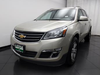 2016 Chevrolet Traverse LT - 1030191717