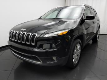 2017 Jeep Cherokee Limited - 1030191719
