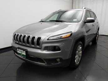 2017 Jeep Cherokee Limited - 1030191822