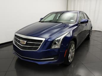 2015 Cadillac ATS 2.0L Turbo Luxury - 1030191862