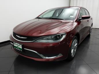 2015 Chrysler 200 Limited - 1030191891