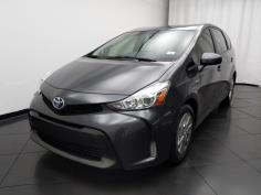 2015 Toyota Prius V Five