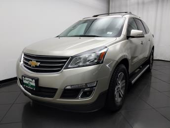 2015 Chevrolet Traverse LT - 1030191917