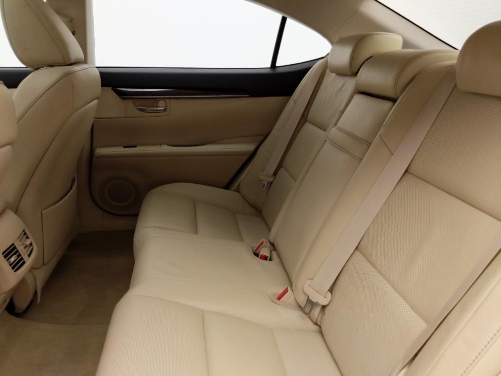 2015 Lexus ES 350  - 1030191922