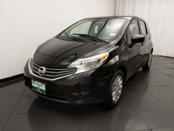 2016 Nissan Versa Note S Plus - 1030191926
