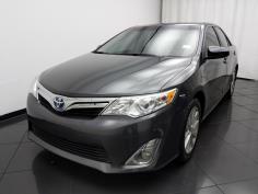 2012 Toyota Camry XLE Hybrid