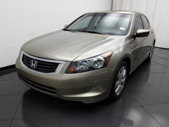 2009 Honda Accord EX-L - 1030191961