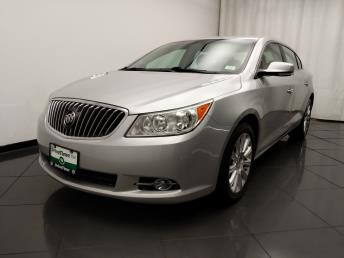 2013 Buick LaCrosse Leather - 1030191992