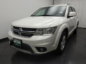Used 2011 Dodge Journey
