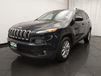 2014 Jeep Cherokee Latitude - 1030192013