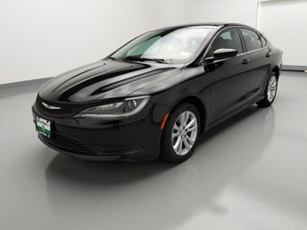 2015 Chrysler 200 Limited - 1030192027