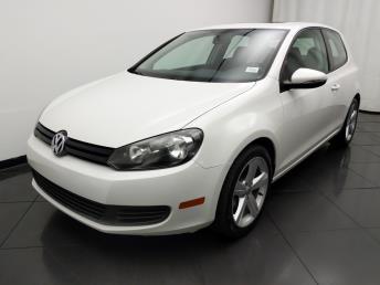 Used 2013 Volkswagen Golf