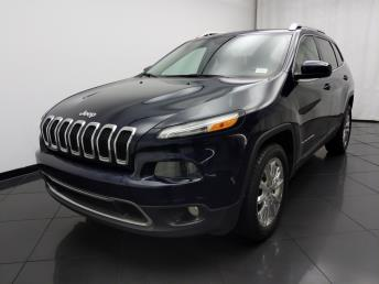 2014 Jeep Cherokee Limited - 1030192080