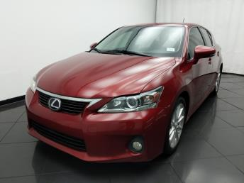 Used 2013 Lexus CT 200h