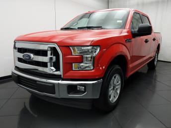 2017 Ford F-150 SuperCrew Cab XLT 5.5 ft - 1030192096