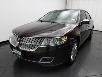 2011 Lincoln MKZ  - 1030192106
