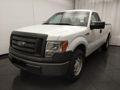 2012 Ford F-150 Regular Cab XL 6.5 ft