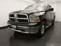 2010 Dodge Ram 1500 Crew Cab ST 5.5 ft