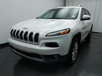 2016 Jeep Cherokee Limited - 1030192212