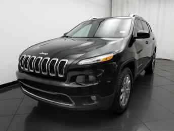 2016 Jeep Cherokee Limited - 1030192214