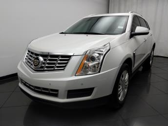 2014 Cadillac SRX Luxury Collection - 1030192225