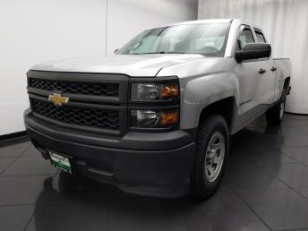 2015 Chevrolet Silverado 1500 Double Cab LS 6.5 ft - 1030192273