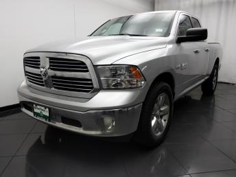 2015 Ram 1500 Quad Cab Big Horn 6.3 ft - 1030192277