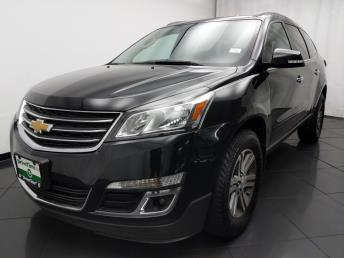 2015 Chevrolet Traverse LT - 1030192278