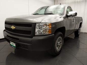 2009 Chevrolet Silverado 1500 Regular Cab Work Truck 6.5 ft - 1030192281