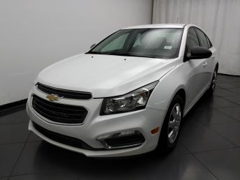 2016 Chevrolet Cruze Limited LS - 1030192316