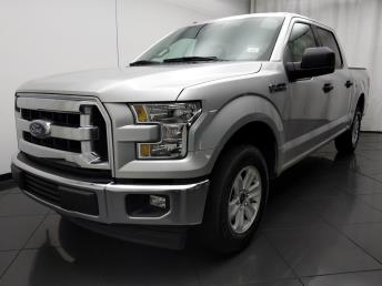 2017 Ford F-150 SuperCrew Cab XLT 5.5 ft - 1030192418