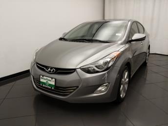 2013 Hyundai Elantra Limited - 1030192451