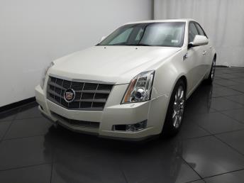 2008 Cadillac CTS  - 1030192475